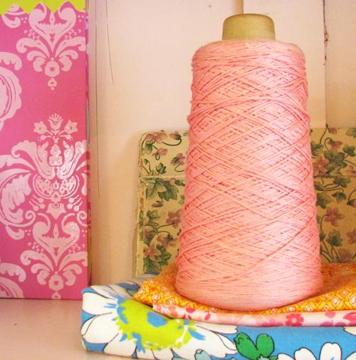 Pink string resized