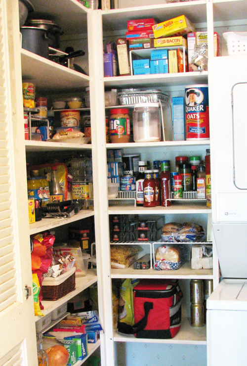 Kitchen pantry2
