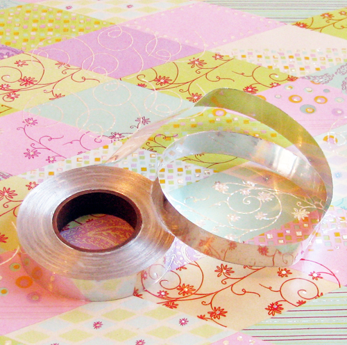 29 metallic roll