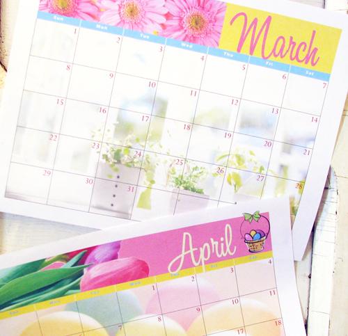 Calendars close