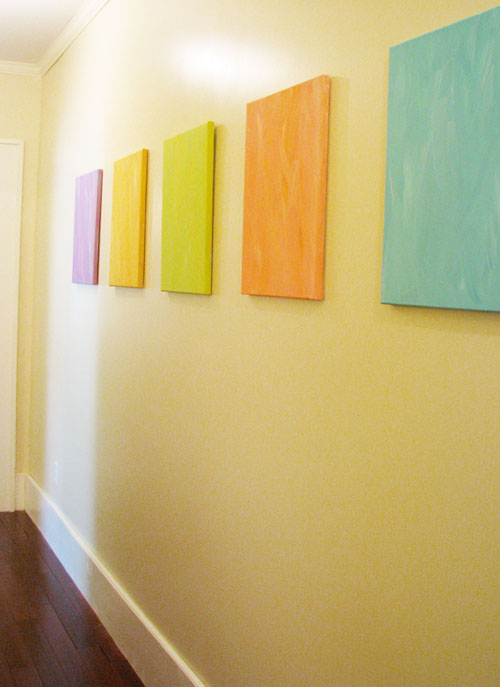 Hall canvases